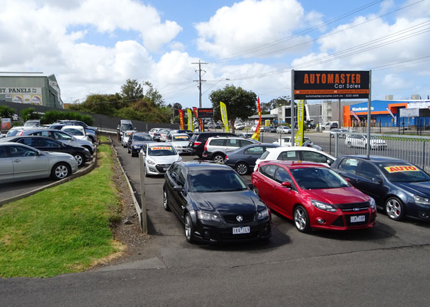 Automaster Car Sales used car dealership