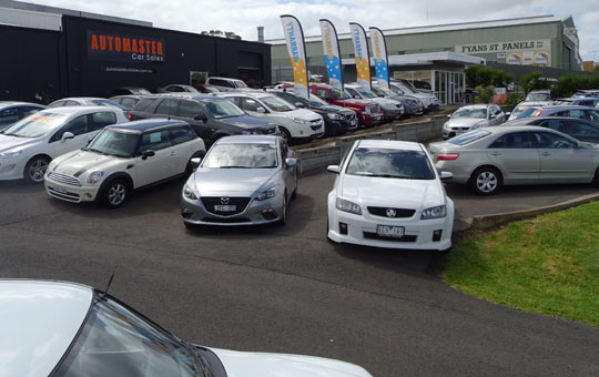 Automaster Car Sales used car dealership in Geelong